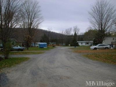 Mobile Home Park in Preble NY