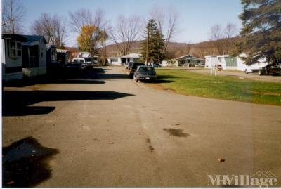 Mobile Home Park in Corning NY