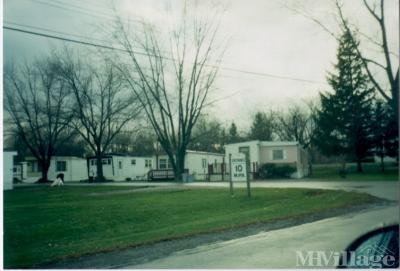 Mobile Home Park in Middleport NY
