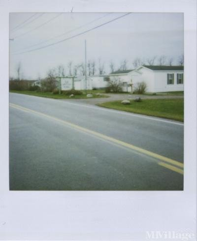 Mobile Home Park in Cape Vincent NY