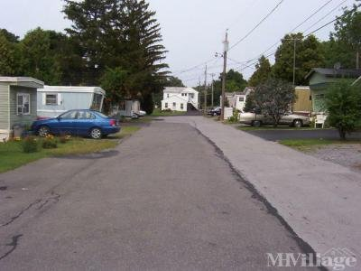 Mobile Home Park in Fayetteville NY