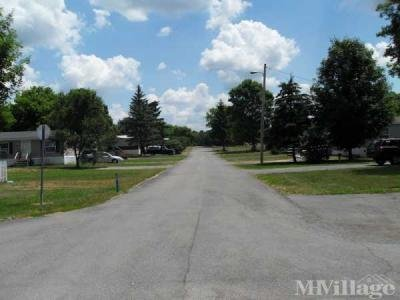Mobile Home Park in Caledonia NY
