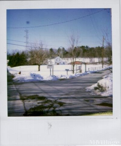 Mobile Home Park in Kingston NY