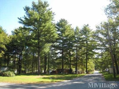 Mobile Home Park in Cuddebackville NY