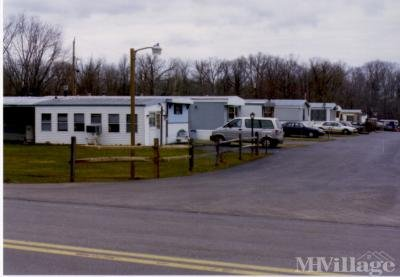 Mobile Home Park in Shortsville NY