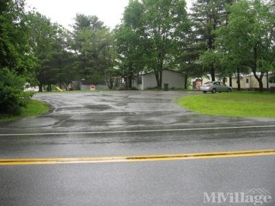 Mobile Home Park in Porter Corners NY