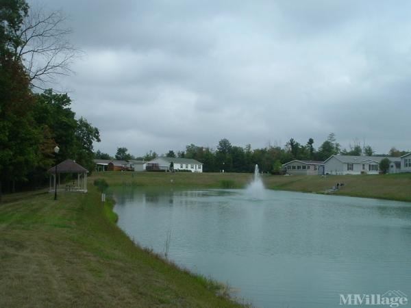 Eastwood Estates Mobile Home Park in Lima, OH