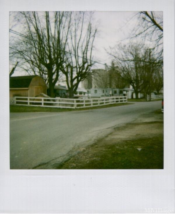 Urbana Estates Mobile Home Park in Urbana, OH