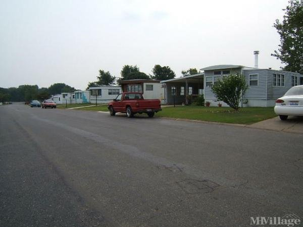 Brookside Village Mobile Home Park in South Vienna, OH