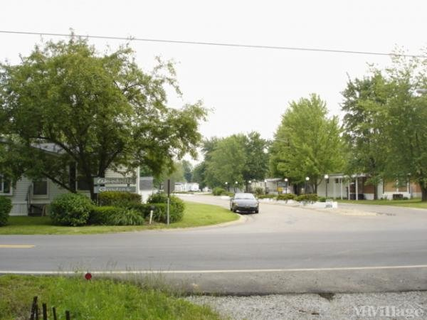 Woodville Gardens Mobile Home Park in Loveland, OH