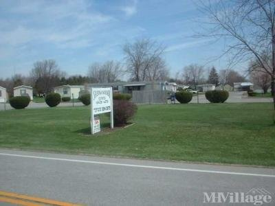 Mobile Home Park in Sabina OH