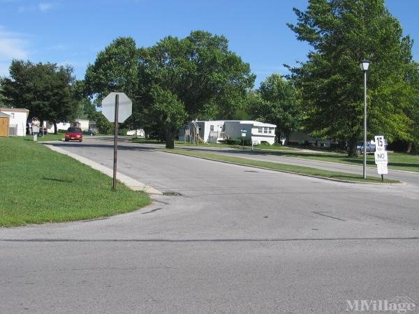 Riverview Terrace Park Mobile Home Park in Findlay, OH