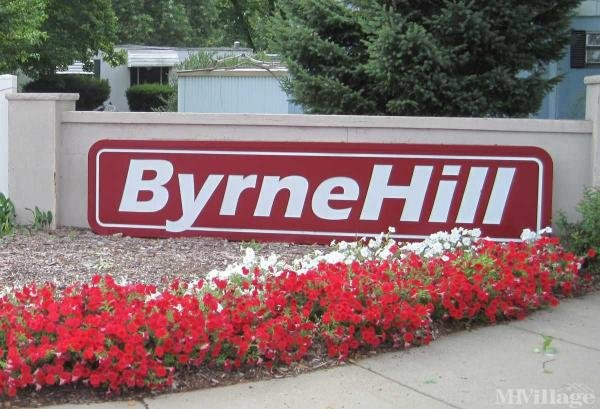 Byrne Hill Mobile Home Park in Toledo, OH