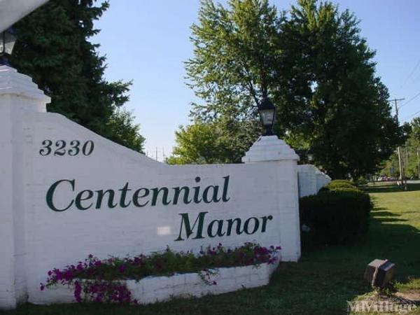 Centennial Manor Mobile Home Park Mobile Home Park in Sylvania, OH