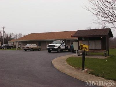 Mobile Home Park in Mansfield OH