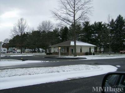 Mobile Home Park in Navarre OH