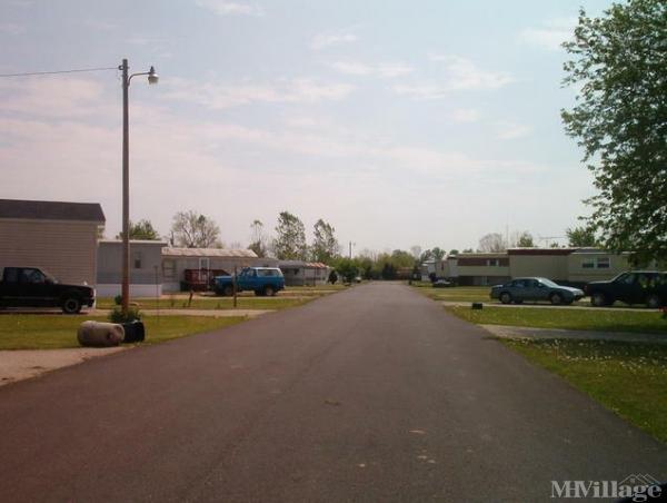 Lea Crest Estates Mobile Home Mobile Home Park in West Salem, OH