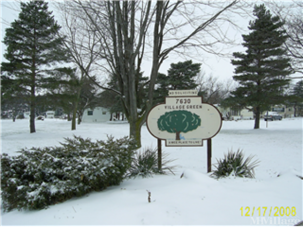 Village Green Mobile Home Park Mobile Home Park in Perrysburg, OH