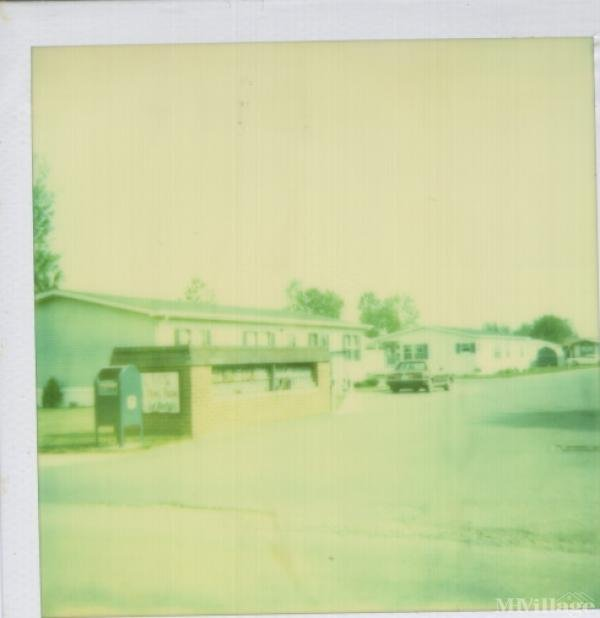Ulm's M H Court II Mobile Home Park in Delphos, OH