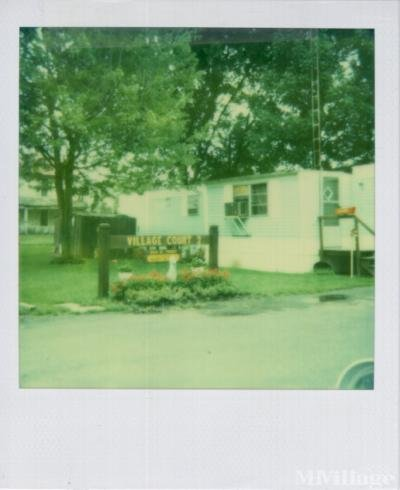 Mobile Home Park in Spencerville OH