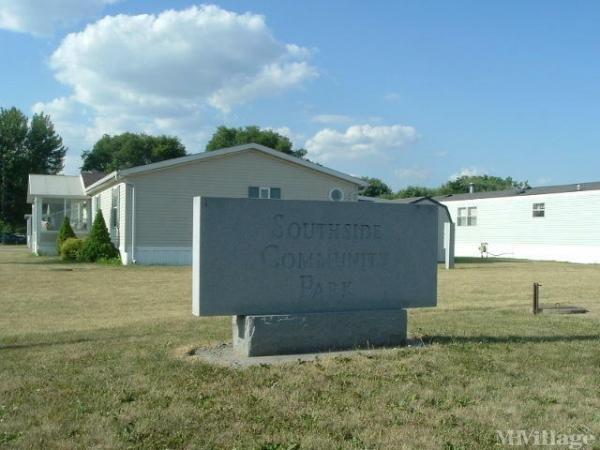 Southside Community Park Mobile Home Park in Delphos, OH