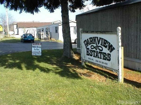 Parkview Estates Mobile Home Park Mobile Home Park in Nelsonville, OH