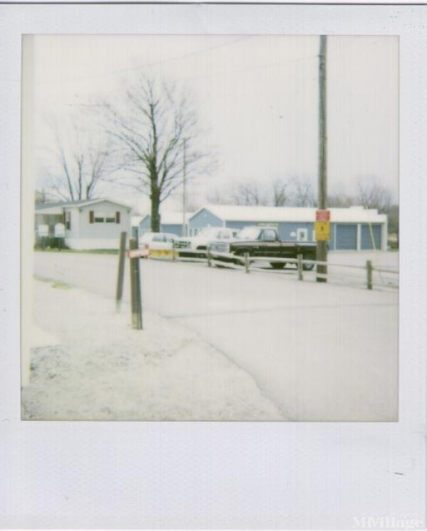 Westview Mobile Estates Mobile Home Park in Ashland, OH