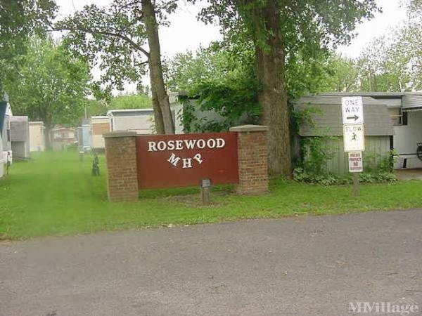 Rosewood East Mobile Home Park in Cridersville, OH