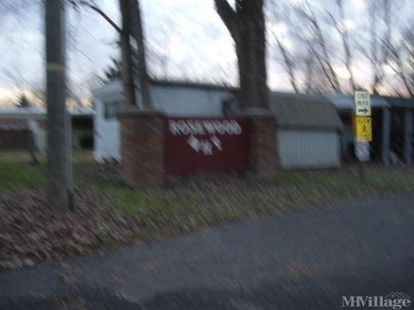 Rosewood West Mobile Home Park in Cridersville, OH