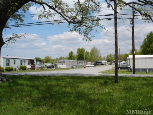 Moler Mobile Home Park Mobile Home Park in Mount Orab, OH
