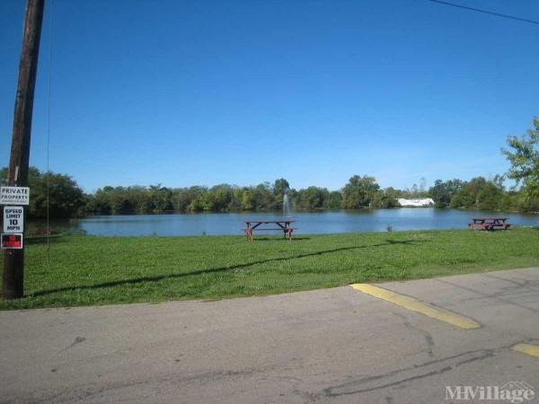 Island Lake Mobile Home Park Mobile Home Park in Hamilton, OH