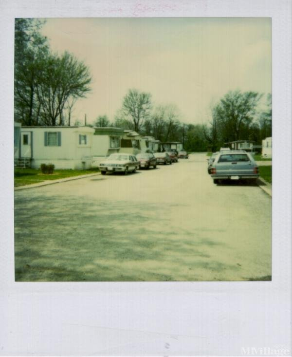 Sherwood Trailer Park Mobile Home Park in West Chester, OH
