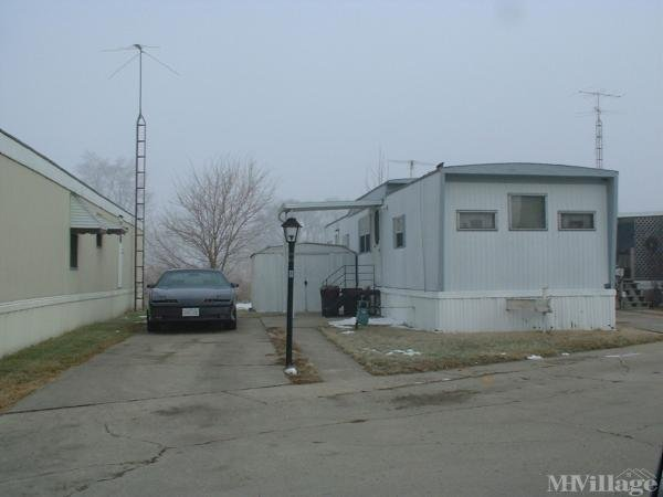 Rose Garden Mobile Home Park Mobile Home Park in Springfield, OH