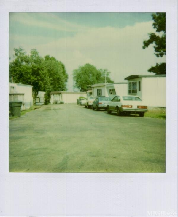 Norton's Trailer Park Mobile Home Park in Columbus, OH