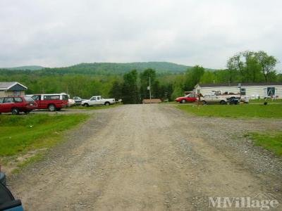 Mobile Home Park in Athens PA