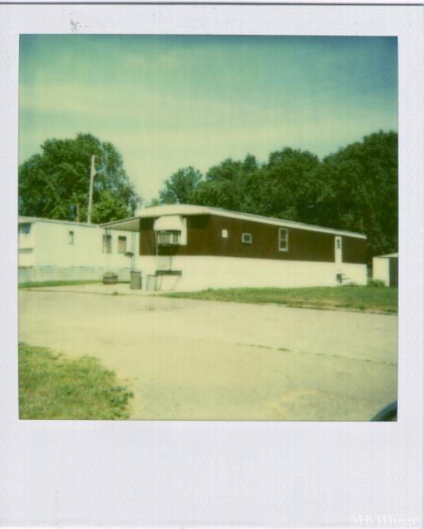 Trailer Estates Mobile Home Park in Coshocton, OH