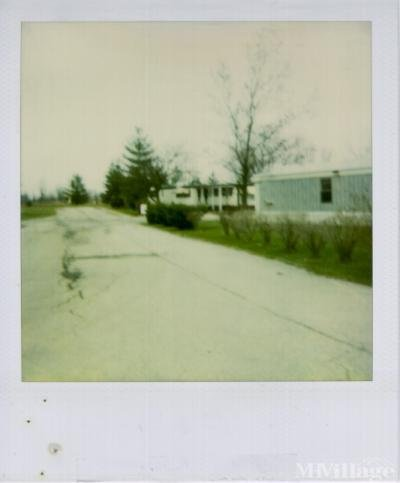 Mobile Home Park in New Washington OH