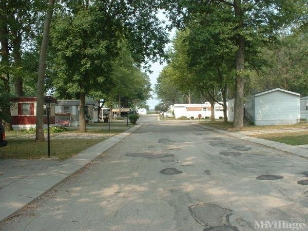 Sherwood Forest Mobile Home Park in Greenville, OH