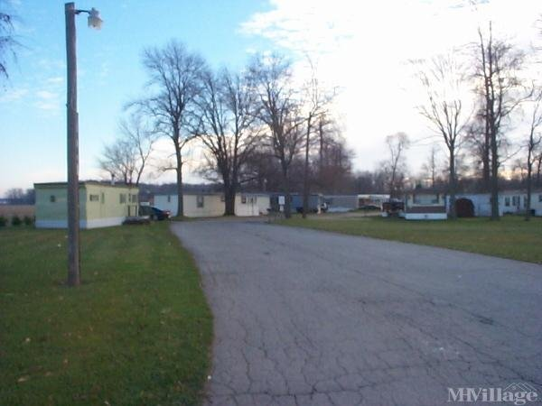 Camelot South Mobile Home Park in Delta, OH