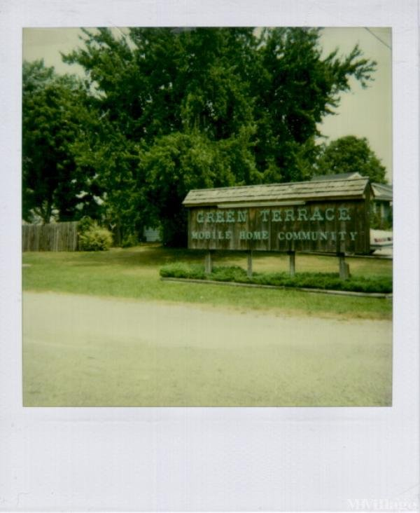 Green Terrace M H Comm Mobile Home Park in Gallipolis, OH