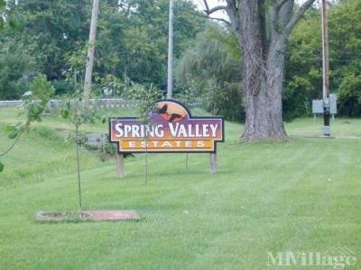 Mobile Home Park in Spring Valley OH