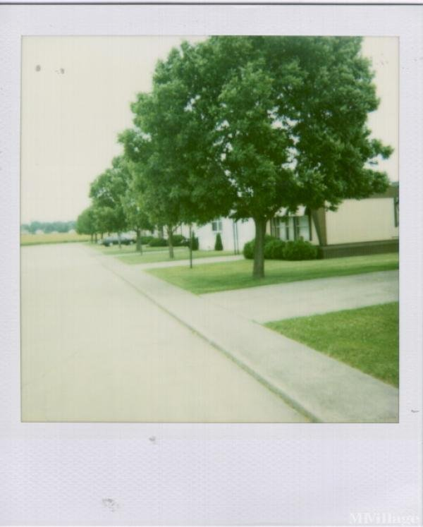 Hillcrest Estates Mobile Home Park in Ada, OH