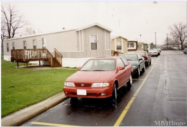 Westview Estates Mobile Home Park in Kenton, OH
