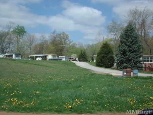 Babington's Trailer Park Mobile Home Park in Hillsboro, OH