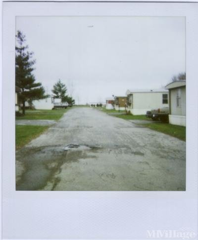 Mobile Home Park in North Fairfield OH