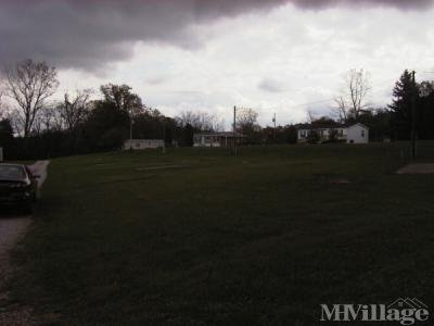 Mobile Home Park in Mount Vernon OH