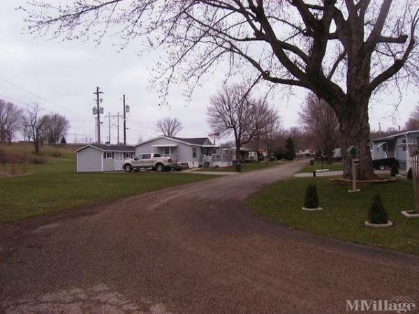 Colonial Terrace Mobile Home Park in Mount Vernon, OH