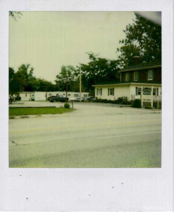 Arcola Trailer Park Mobile Home Park in Madison, OH