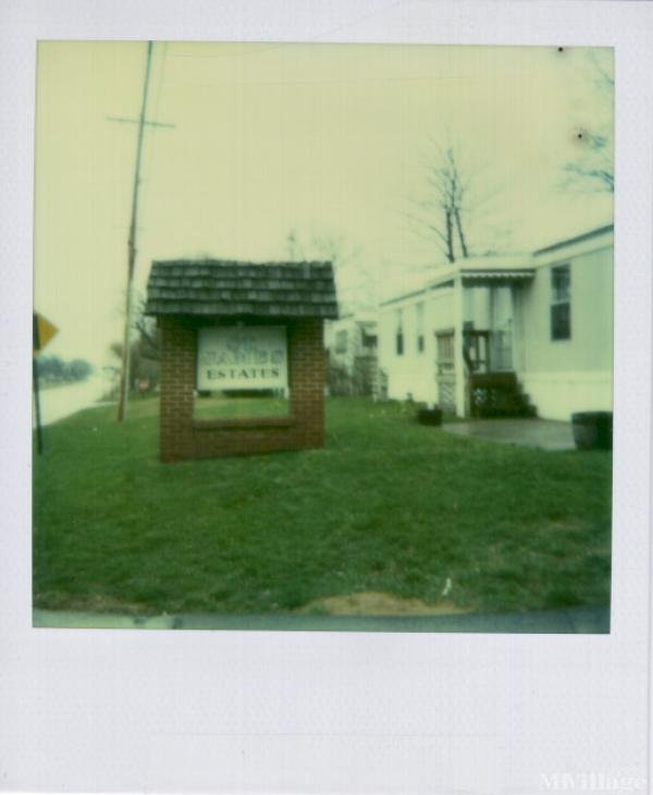 St James Estates Mobile Home Park in Toledo, OH