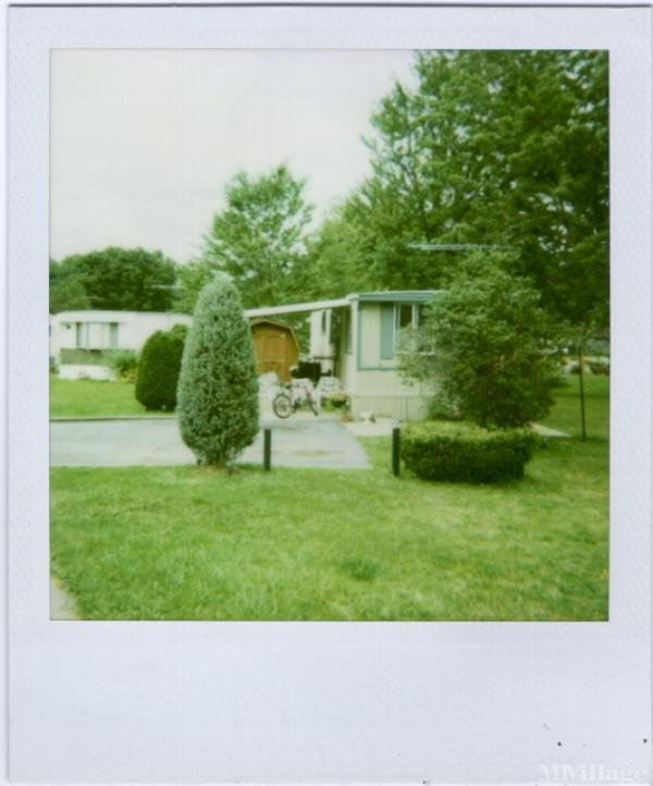 Camelot Mobile Home Park Mobile Home Park in New Middletown, OH